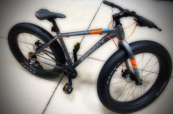 Northrock Xc00 Fat Tire Bike Made By Giant For Sale In Sunrise Fl