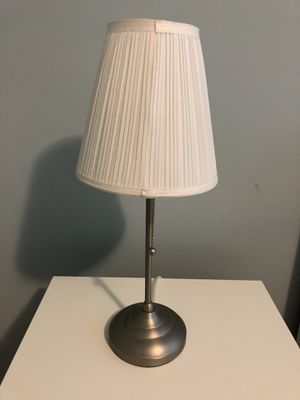 Table top lamp with pull chain for Sale in Alexandria, VA