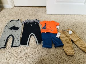 Photo Baby Boy Clothes 3/6 & 6/9 month clothes