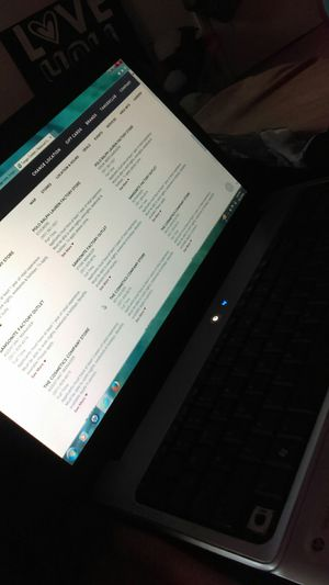 HP laptop for Sale in Fort Washington, MD
