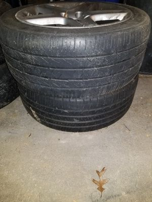 Llantas y rines/tires and rings for Sale in Silver Spring, MD