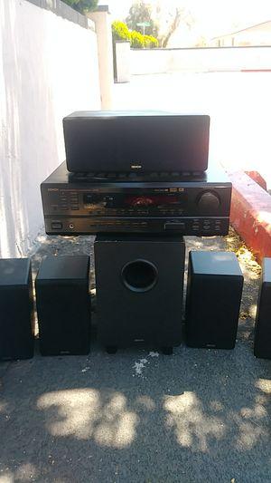 DENON Home sound system for Sale in Tempe, AZ