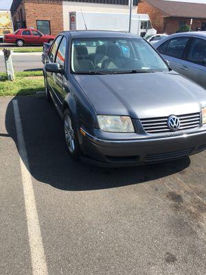 04 Volkswagen Jetta 1.8t for Sale in Nokesville, VA