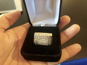 Platinum 3.78 CTW Diamond Ring for Sale in Washington, DC