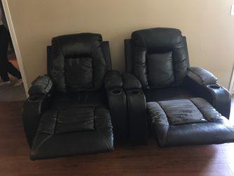 Reclining chairs Thumbnail