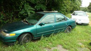 Mercury mystique 97. Motor overheated. Must go ASAP. Make me an offer. for Sale in Pamplin, VA