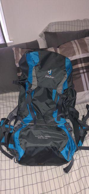 7b822c6849ccbb Deuter Backpack Futura Vario 55+10 SL for Sale in Wichita
