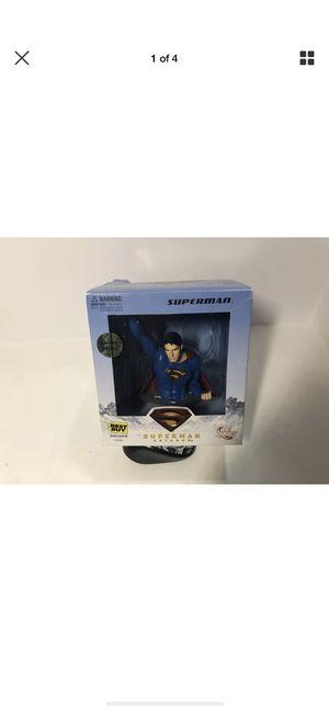 Superman Returns Superman Mini Statue / Bust BestBuy Exclusive! for Sale in Orlando, FL