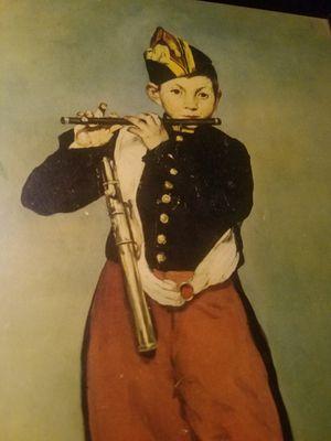 "Framed Art ""The Fifer"" by Edouard Manet for Sale in Fairfax, VA"