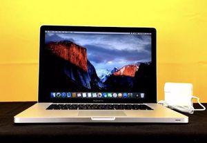 2015 MACBOOK PRO 15 INCH 1TB 6GB RAM for Sale in Nashville, TN