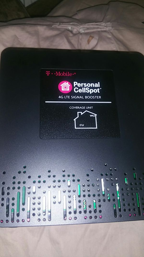 T MOBILE PERSONAL CELL SPOT 4G LTE SIGNAL BOOSTER for Sale in Portland, OR  - OfferUp