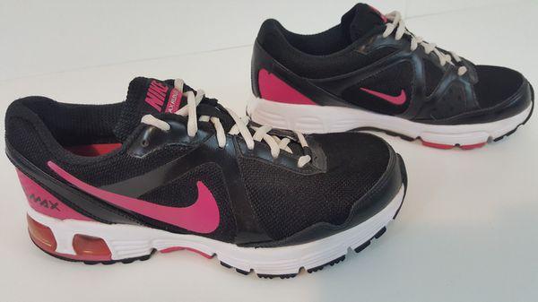 Nike Air Max Run Lite + Women size 7.5 for Sale in Buffalo 88fd4e606