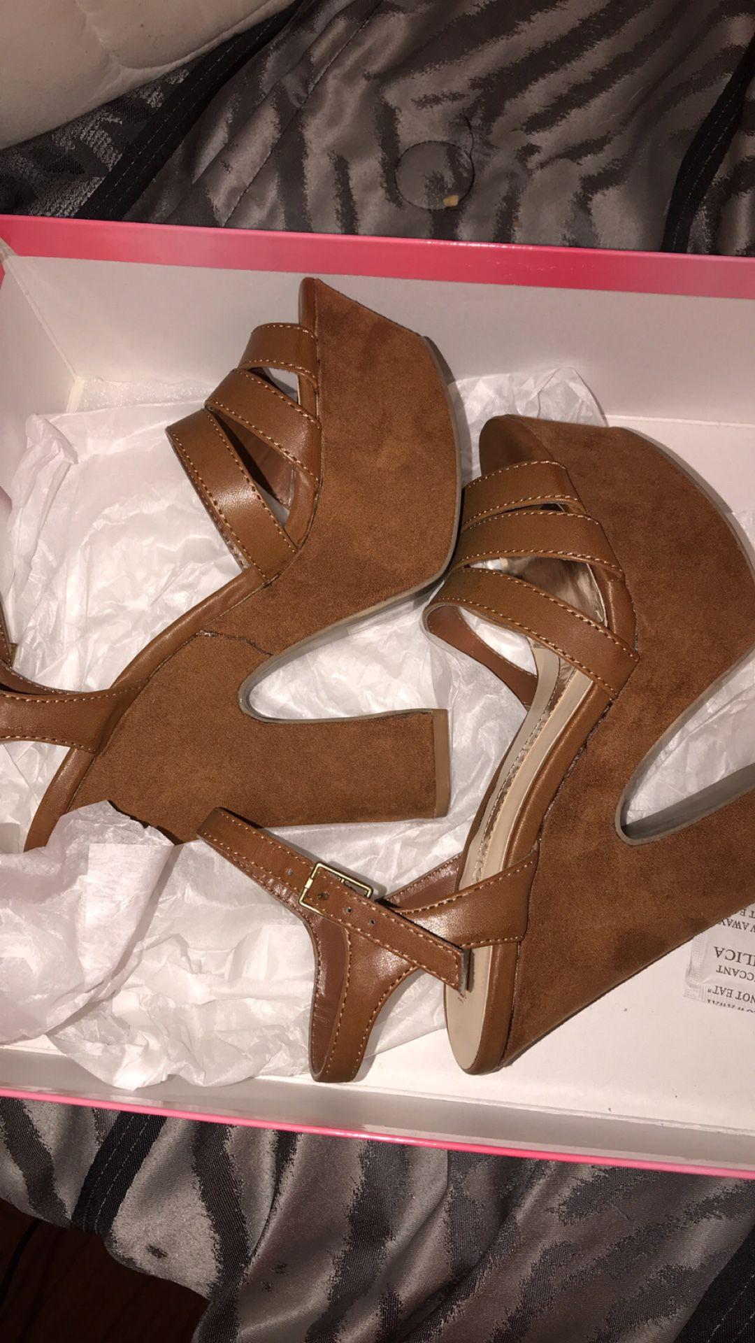 High heels brand new never worn