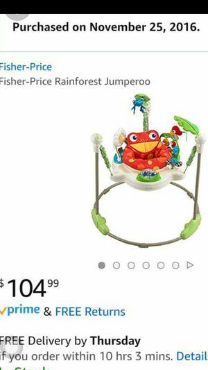 baby jumpero for Sale in Alexandria, VA