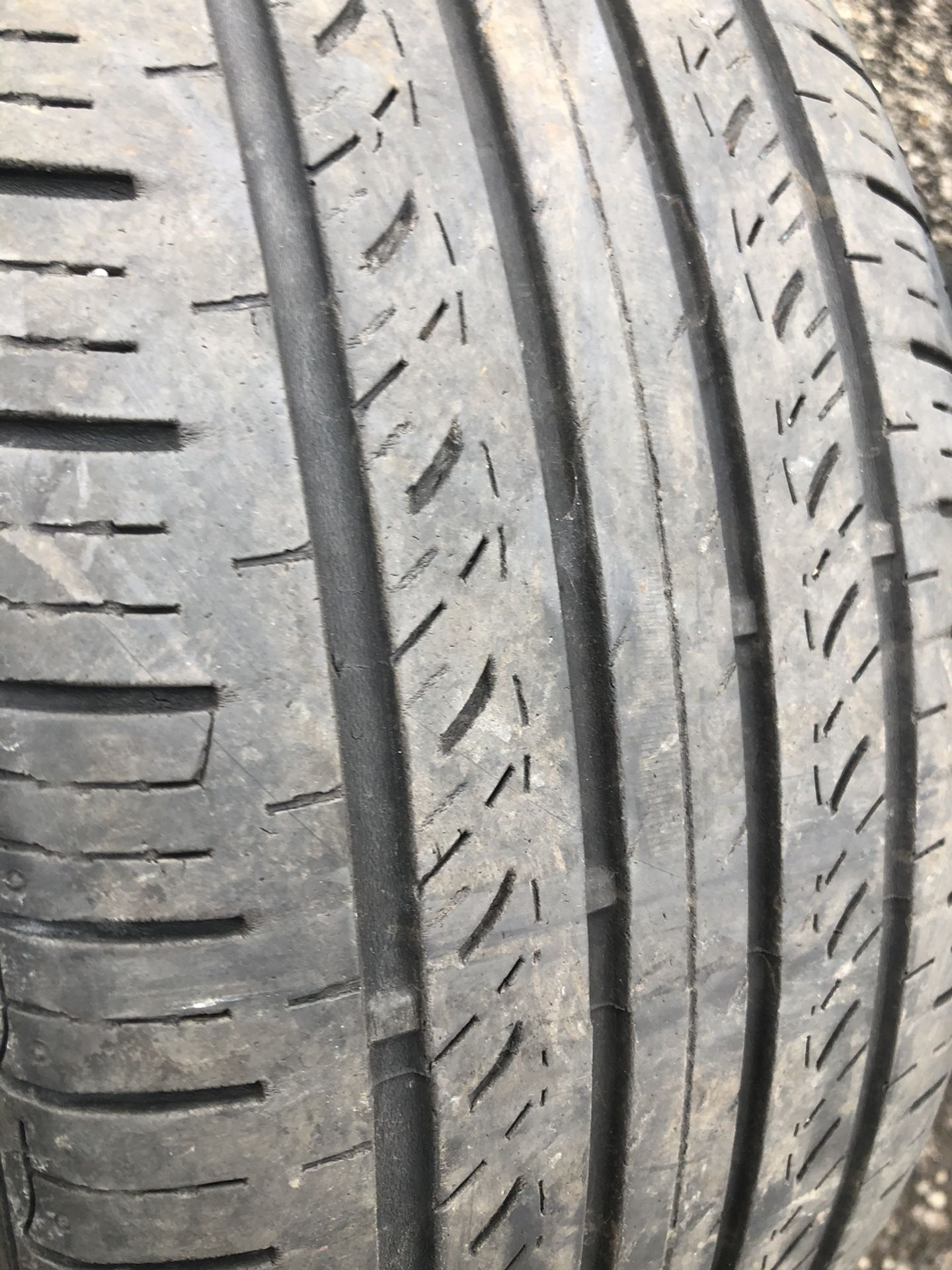 One Tire 215 45 17