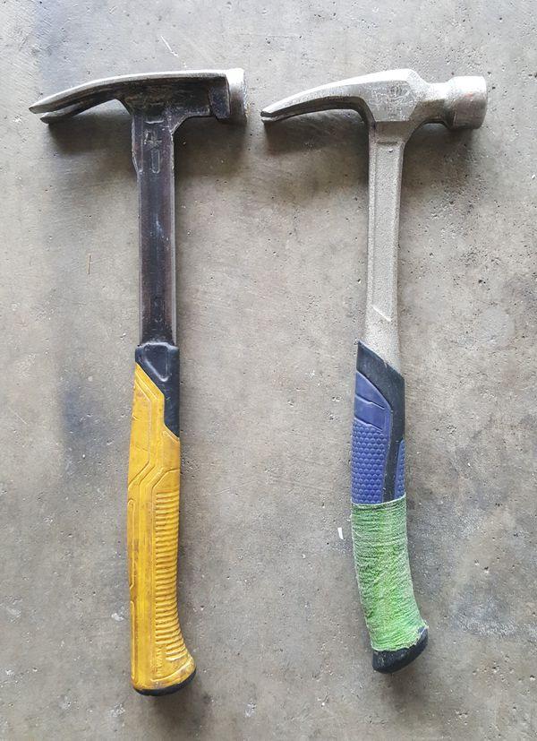 Dewalt & Kobalt framing hammers, framer. (Tools & Machinery) in ...