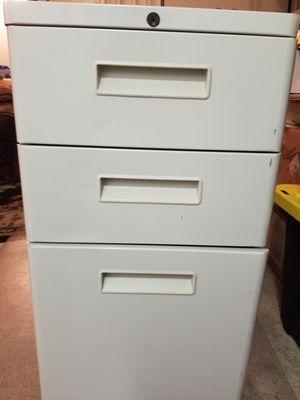 Ped file cabinet for Sale in Lincolnia, VA