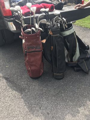 Golf club sets and bags for Sale in Frederick, MD
