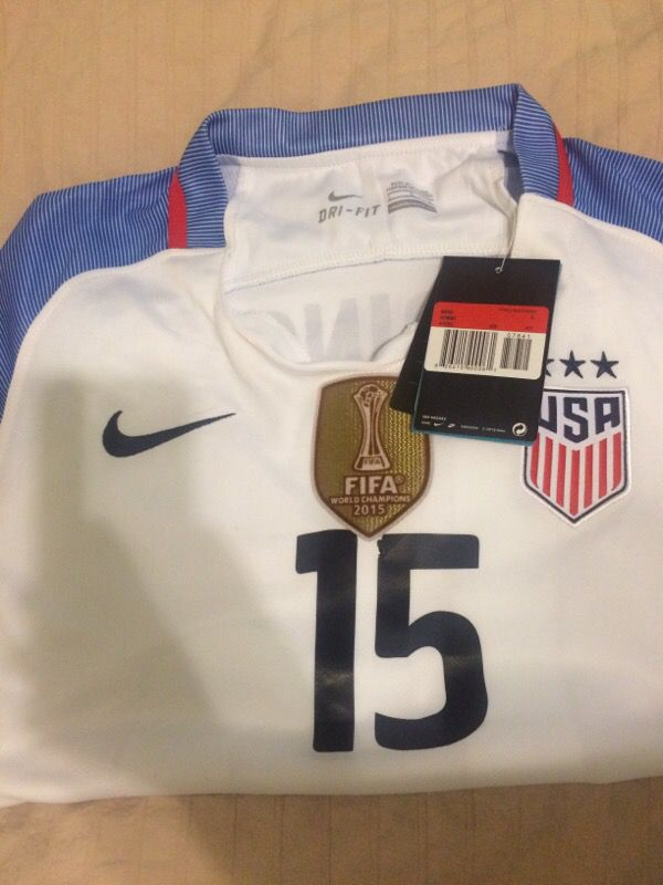 cheap for discount 0f88f 6e9b6 USWNT Rapinoe Jersey for Sale in Fontana, CA - OfferUp