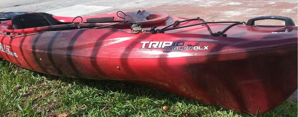 Kayak Old Toun Trip10 Angler OLX for Sale in Miami, FL - OfferUp