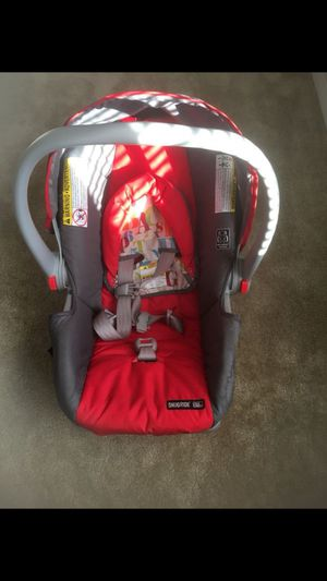 Graco baby car seat with base for Sale in Henrico, VA