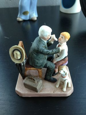 Norman Rockwell figurine for Sale in Tampa, FL