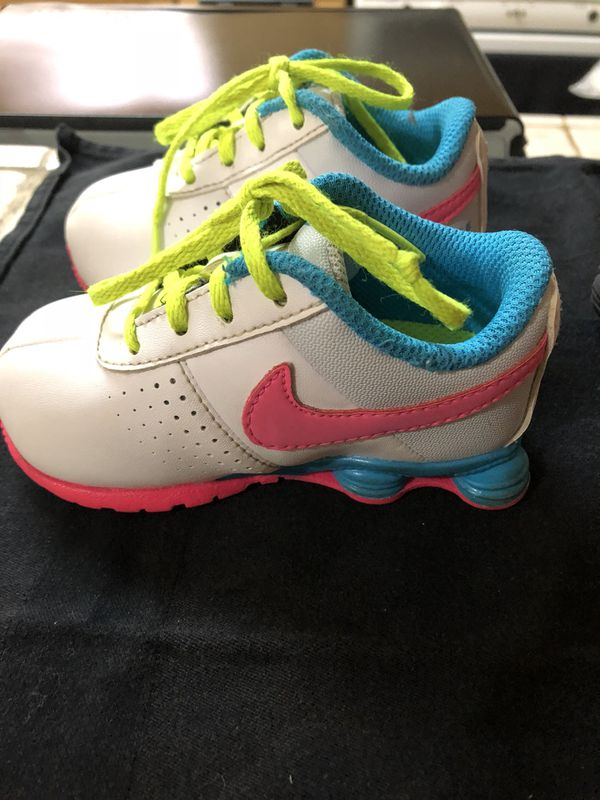 199aa993a2 Nike baby girl shoes for Sale in Miami, FL - OfferUp