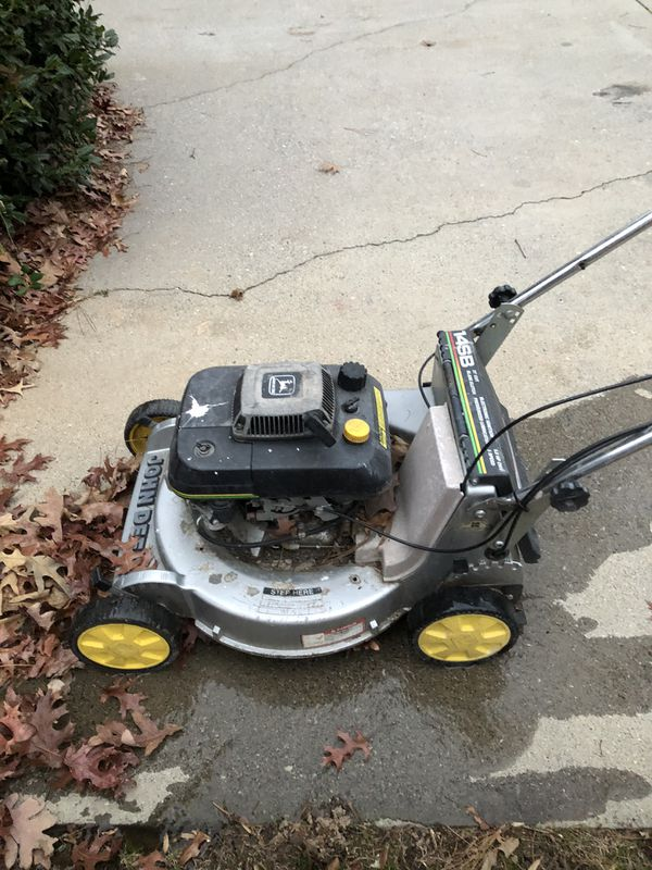 John Deere Mulching Mower For Sale In Alpharetta Ga Offerup