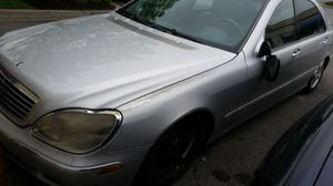 2001 MERCEDES S500 PARTS!!! for Sale in Laurel, MD