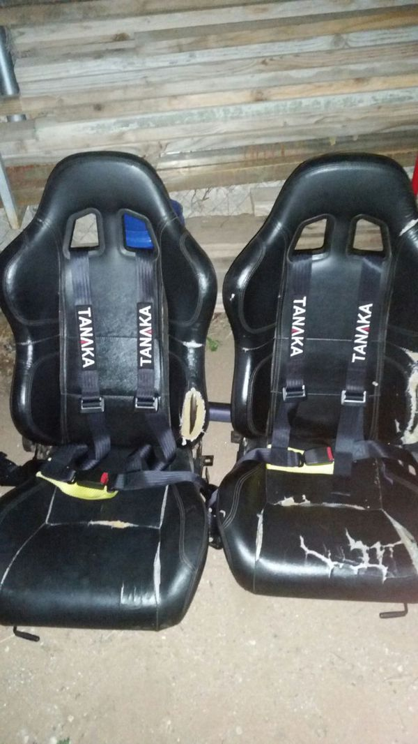 Recaro Seat Tanaka Racing Belts For Sale In El Paso Tx Offerup