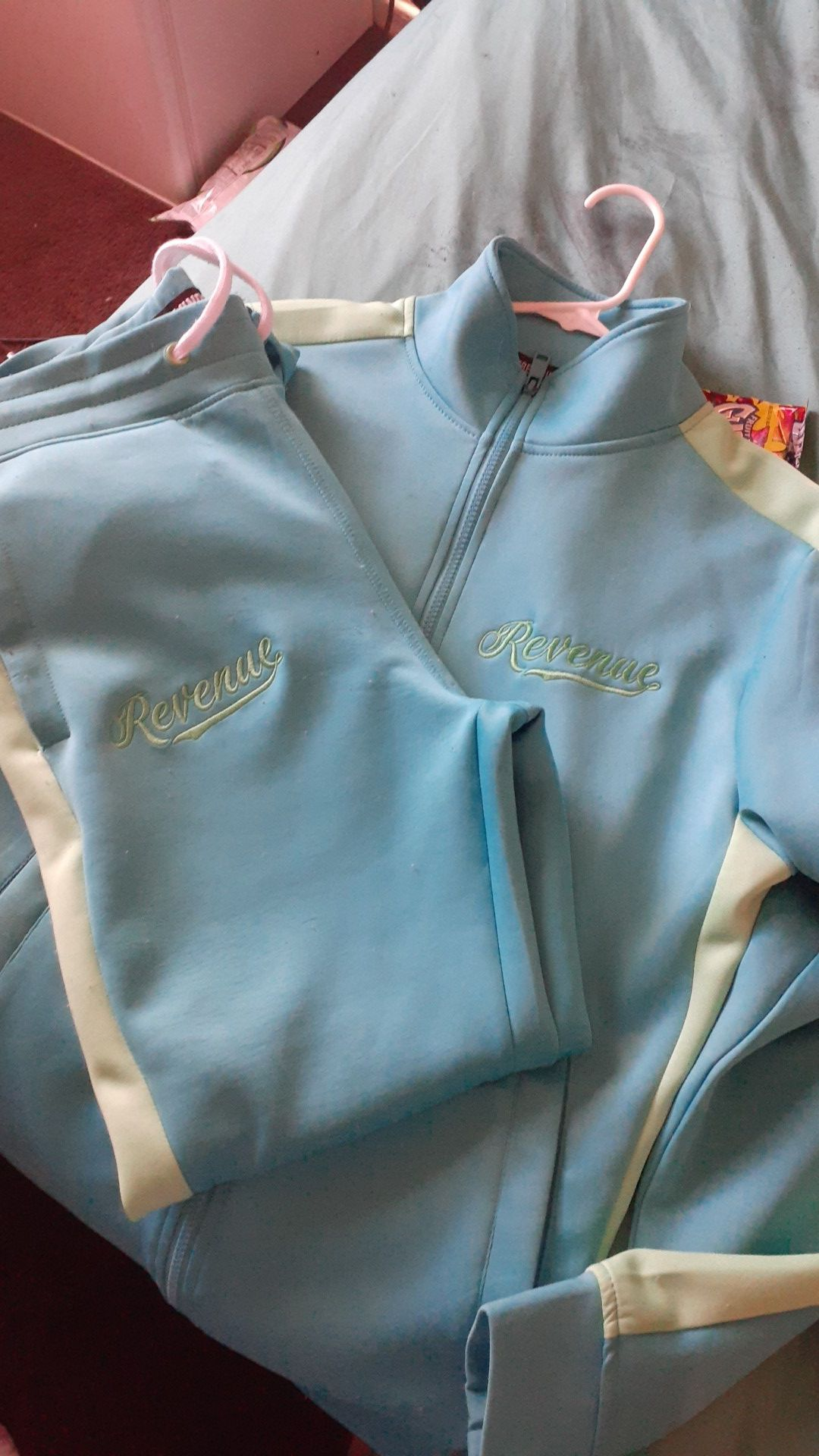 All For Revenue Sweat Suit