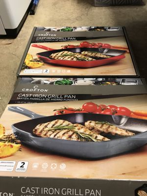 Iron grill pan for Sale in Germantown, MD