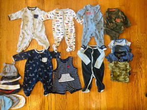 3 month baby boy clothes for Sale in Silver Spring, MD