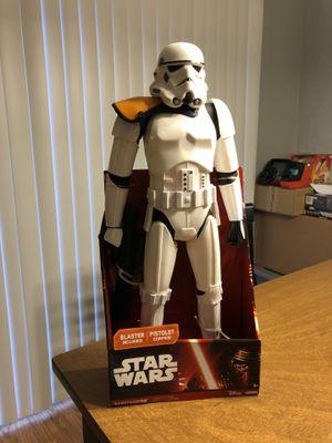 "Star Wars Sandtrooper 18"" Action Figure for Sale in Lititz, PA"