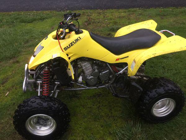 Ltz 400 For Sale In Ridgefield  Wa