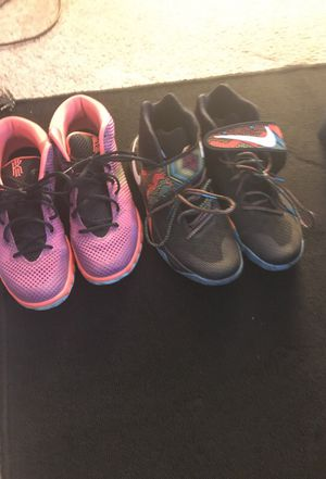 Nike kyrie 1 & 2 BUNDLE DEAL for Sale in Silver Spring, MD