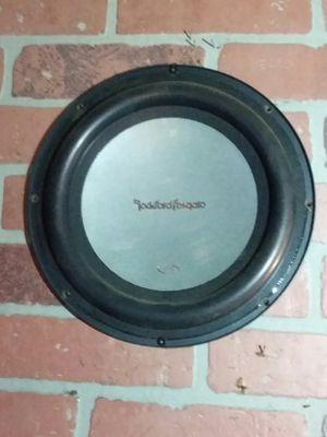 Photo Rockford fosgate 10 r1 never used 50 obo