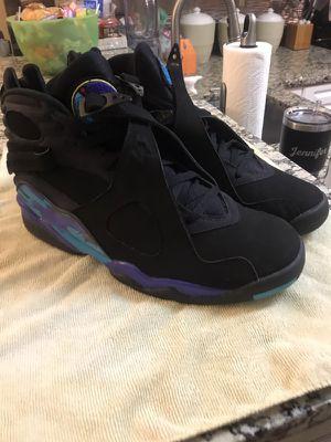 Air Jordan's 8s Aqua for Sale in Crofton, MD