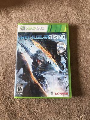 Metal Gear Rising for Sale in Laveen Village, AZ
