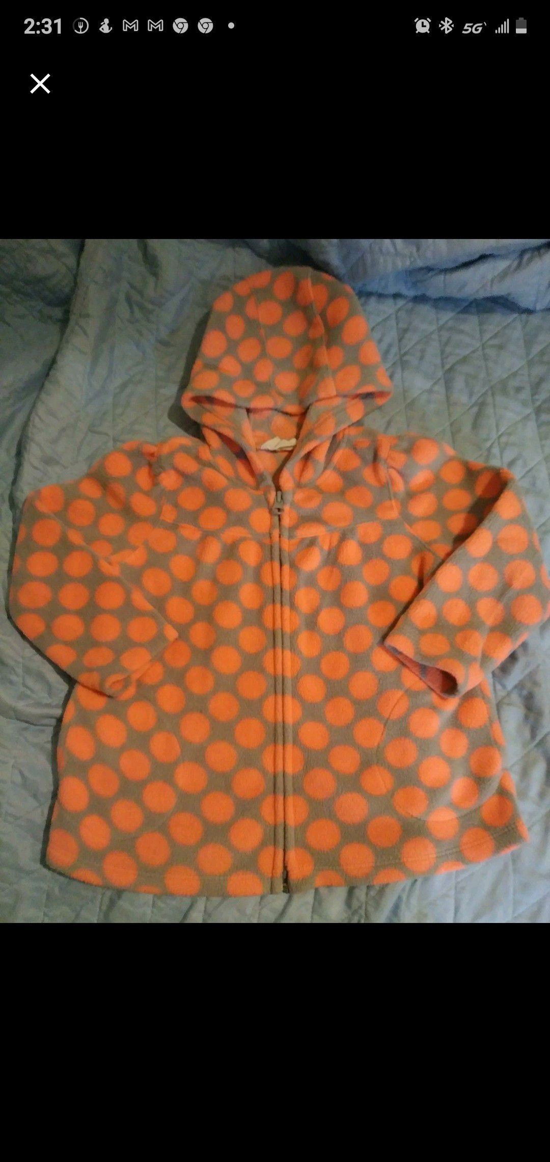 Size 3T jacket