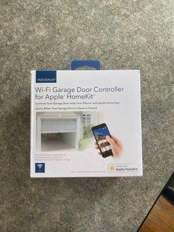 Insignia wi-fi garage door controller Thumbnail