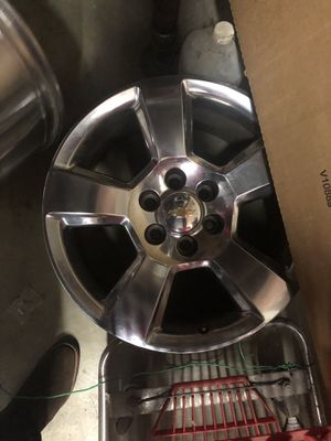 Rims for suburban and taho for Sale in Arlington, VA