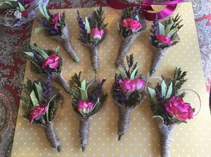 Wedding Bouquets and boutonnieres for Sale in Herndon, VA