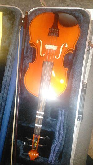Violin Eastman 3/4 Size w/ Carrying Case for Sale in Eldersburg, MD