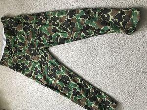 Camo Pants for Sale in Philadelphia, PA