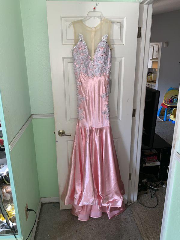 9e6f8e7d94e23 New and Used Pink dress for Sale in Ocala, FL - OfferUp