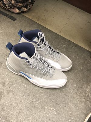 "4322e81e0d10b2 Nike Air Jordan 12 s ""UNC"" Size 10 1 2 for Sale in Memphis"