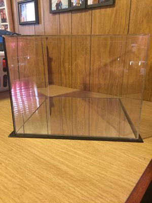 Nascar full size helmet display case for Sale in Pittsburgh, PA