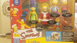 Simpsons family christmas for Sale in Glendale, AZ