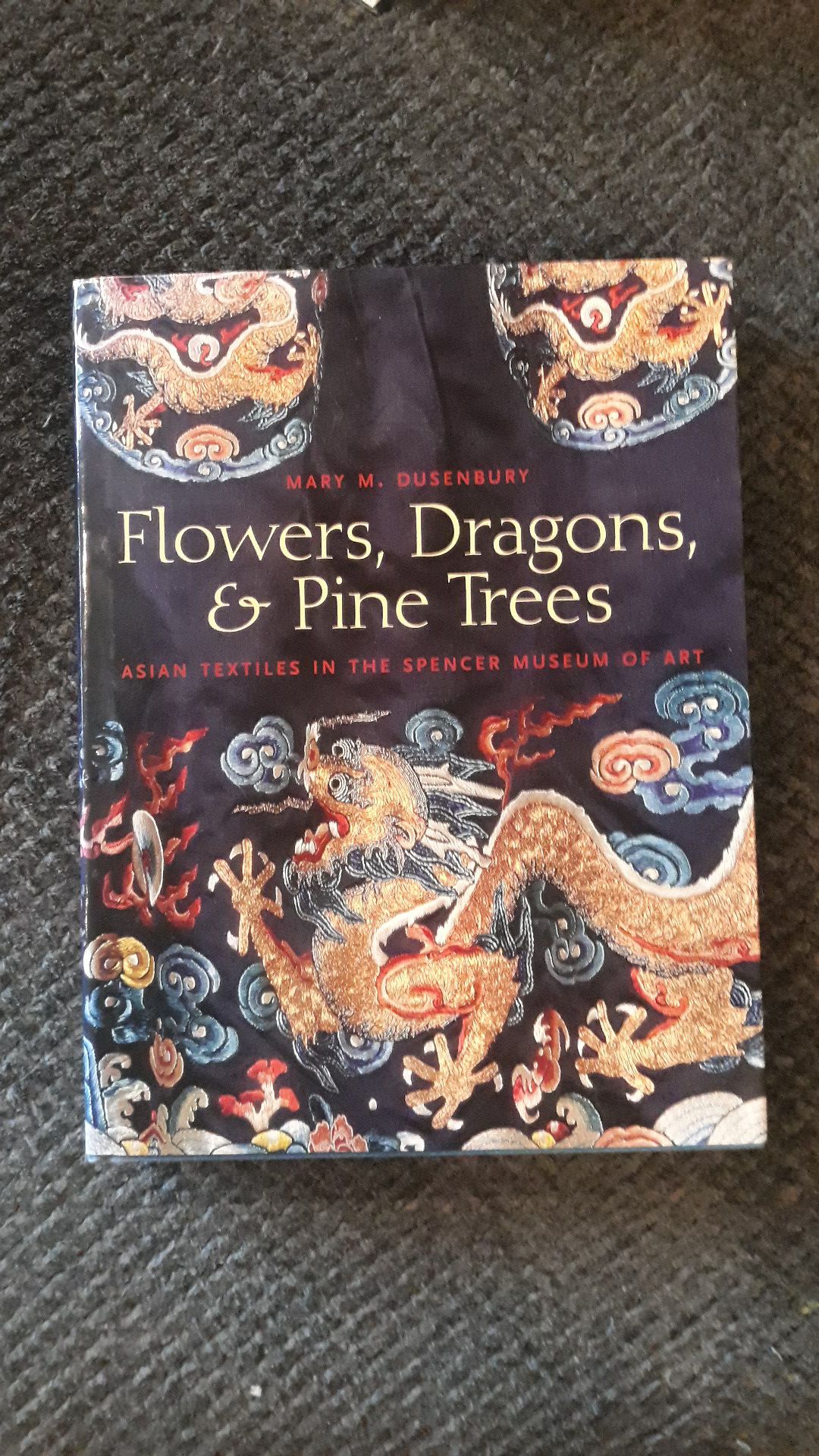 FIRST EDITION Flowers,Dragons,&PineTrees